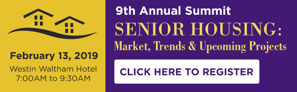 Senior Housing: Market, Trends & Upcoming Projects @ The Westin Waltham Hotel